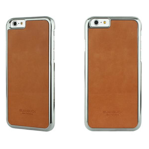 BUSHBUCK BARONAGE Classical Edition - Etui skórzane do iPhone 6s / iPhone 6 (tan)