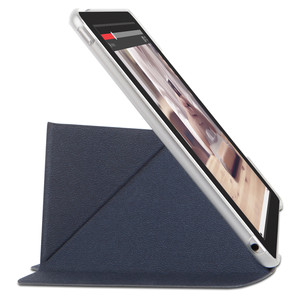 Moshi VersaCover - Etui origami iPad Air 2 (Denim Blue)