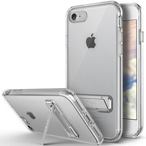 Obliq Naked Shield Kickstand - Etui z podstawką iPhone 7 (Clear)