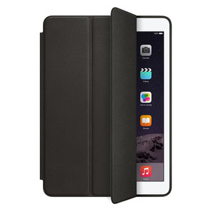 Apple iPad Air 2 Smart Case - Skórzane etui iPad Air 2 (czarny)