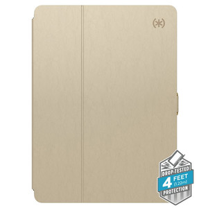 "Speck Balance Folio - Etui iPad Pro 10.5"" (2017) w/Magnet & Stand up (Fawn Brown/Doe Brown/Fieldstone Brown)"