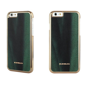 BUSHBUCK BARONAGE Special Edition - Etui skórzane do iPhone 6s Plus / iPhone 6 Plus (zielony)
